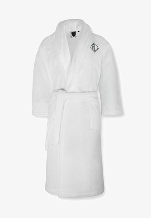 Dressing gown - white