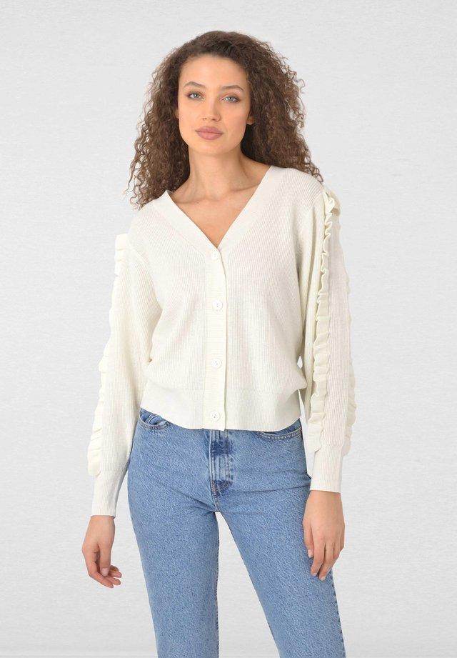 Cardigan - off white