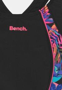 Bench - PITCH  - Bañador - black - 2