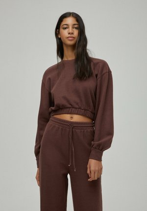 Sweater - brown