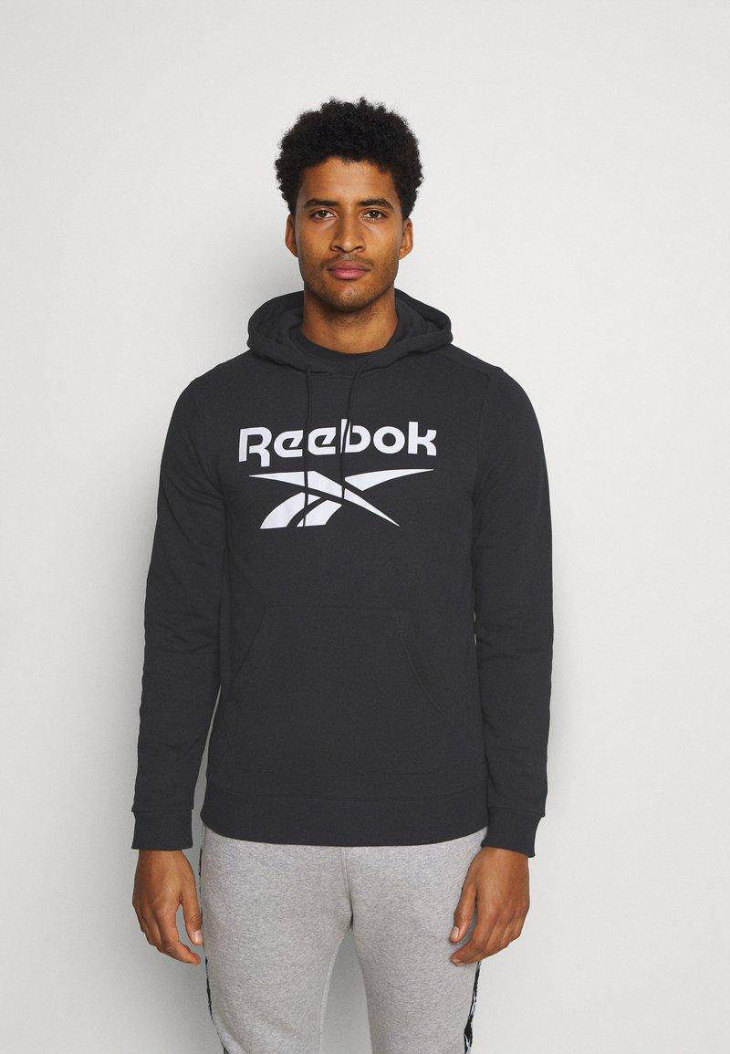 Reebok - HOODIE - Hoodie - black