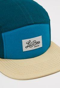 Lil'Boo - Cap - block green - 2