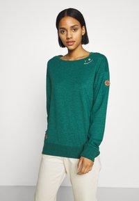 Ragwear - NEREA - T-shirt à manches longues - dark green - 0