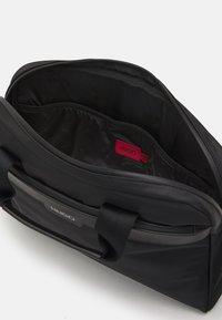 HUGO - LUXOWN CASE UNISEX - Laptop bag - black - 3
