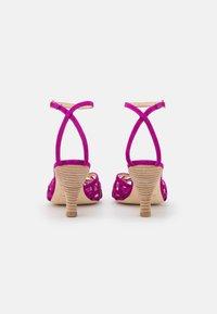 Repetto - SALVADOR - Sandals - magenta - 3