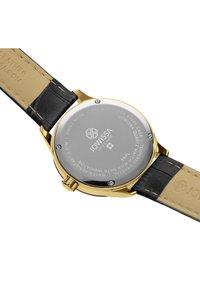 Jowissa - QUARZUHR TIRO SWISS - Chronograph watch - gold - 2