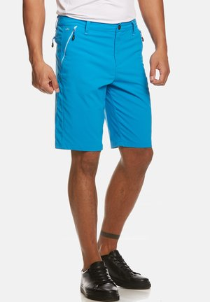 Sports shorts - blue aster