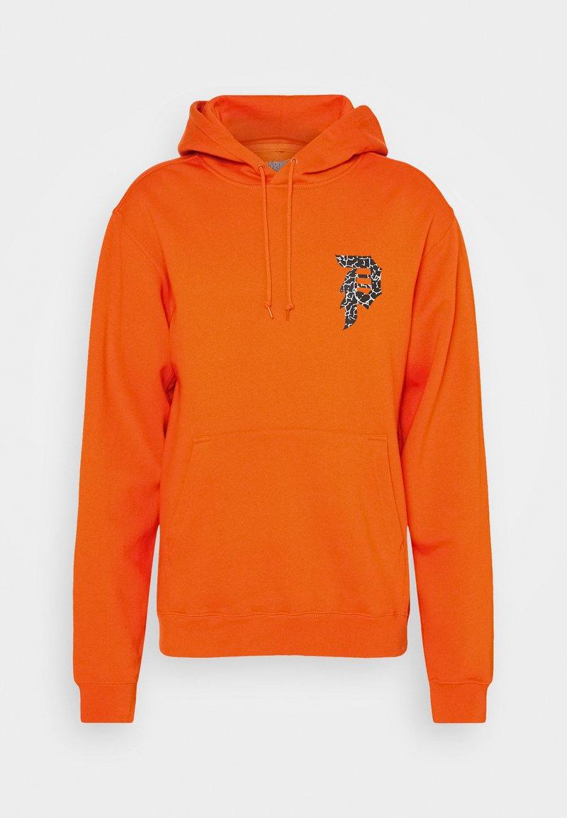 Primitive - NARUTO DIRTY P HOOD - Hoodie - orange