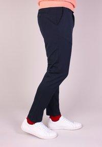Gabbiano - Trousers - navy - 3