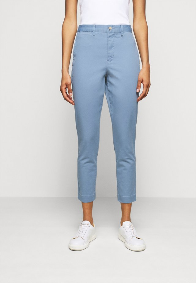 MODERN STRETCH - Pantalones - retreat blue
