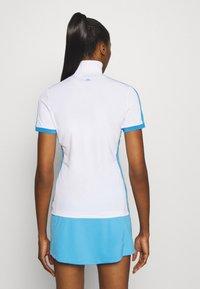 J.LINDEBERG - JULIETTE  - Sports shirt - white - 2