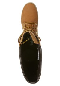 Timberland - Šněrovací vysoké boty - wheat nubuck - 6