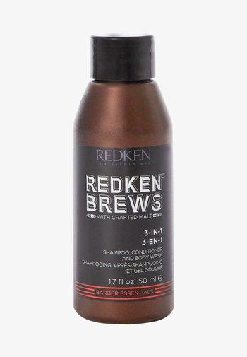 REDKEN BREW 3 IN 1