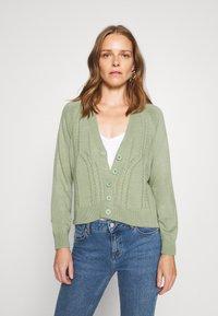 Trendyol - Cardigan - mint - 0