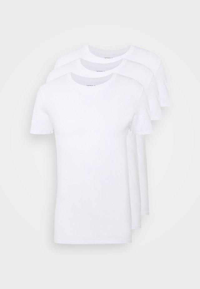 3 PACK - Undershirt - blanc