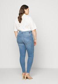 Dr.Denim Plus - LEXY - Jeans Skinny Fit - westcoast light blue - 2
