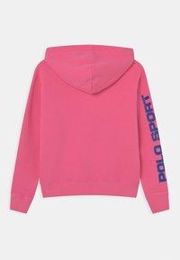 Polo Ralph Lauren - HOODIE - Sweatshirt - blaze knockout pink - 1