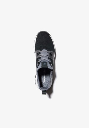 BROOKLYN - Sneakers laag - jet black