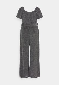 Simply Be - SWEETHEART NECK JUMPSUIT - Overal - pewter - 1