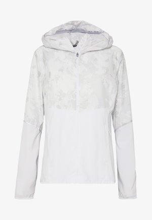 AGILE HOODIE - Veste de survêtement - white