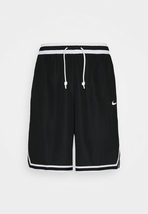 DRY DNA - Sports shorts - black/white