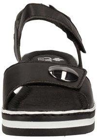 Rieker - Platform sandals - schwarz 00 - 5