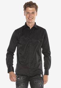 Cipo & Baxx - Formal shirt - schwarz - 4