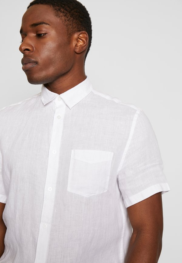 CELIO RACARA - Koszula - white/biały Odzież Męska RAHE