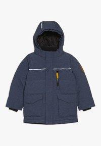 Name it - NMMMANSON JACKET CAMP - Winter jacket - dark sapphire - 1