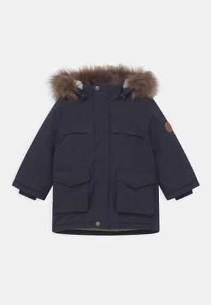NMMMABE JACKET  - Winter coat - dark sapphire
