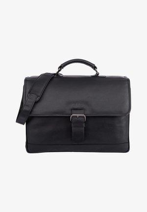 Briefcase - onyx black
