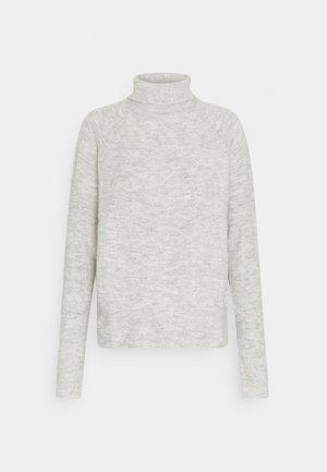 JDYELANORA  - Jumper - light grey melange
