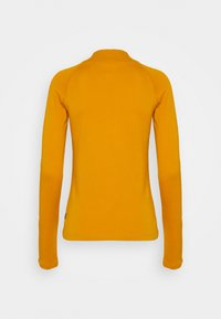 Converse - MOCK NECK LONG SLEEVE  - Long sleeved top - saffron yellow - 1