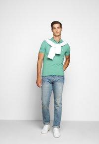 Polo Ralph Lauren - SLIM FIT MODEL - Poloshirts - haven green - 1