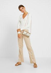Glamorous - FINE CARDIGAN - Cardigan - cream - 1