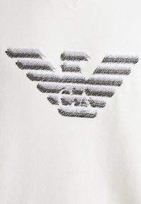 Emporio Armani - Sweatshirt - WHITE - 4