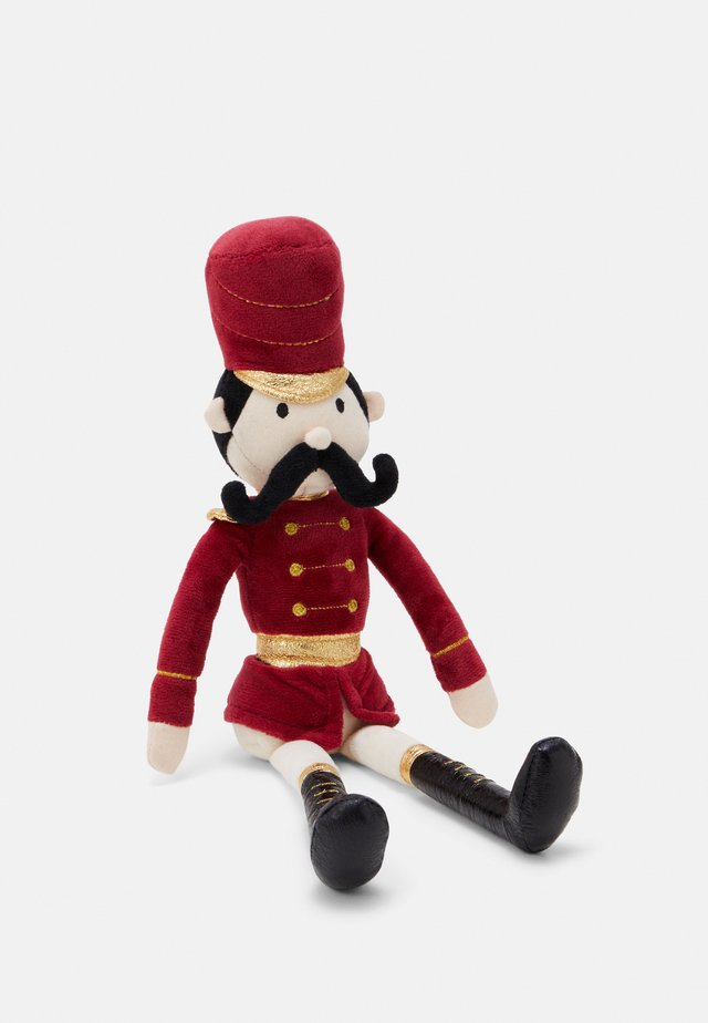 NUTCRACKER - Cuddly toy - red