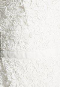 Nly by Nelly - BODYCON DRESS - Etuikjole - white - 2