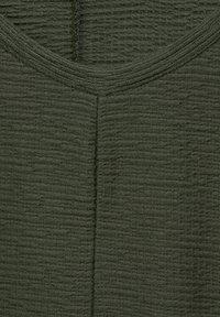 Cecil - Basic T-shirt - grün - 4