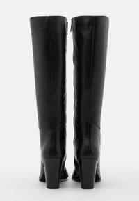 Les Tropéziennes par M Belarbi - LYCO - High heeled boots - noir - 3