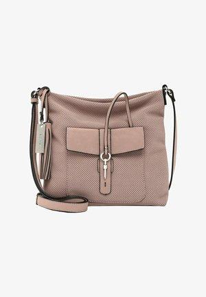 ROMY - Across body bag - light pink