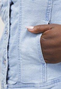 ONLY - ONLNEW  - Denim jacket - light blue denim - 5