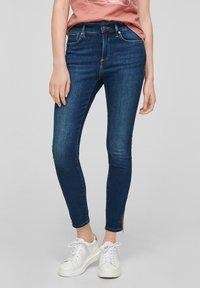 s.Oliver - Jeans Skinny Fit - dark blue - 0