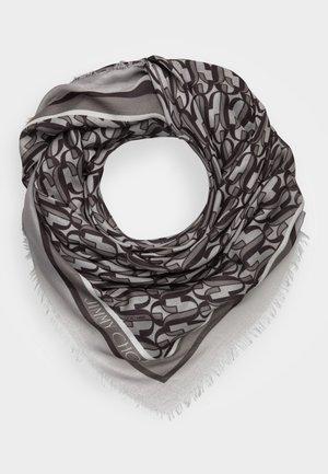 Šátek - silver/black