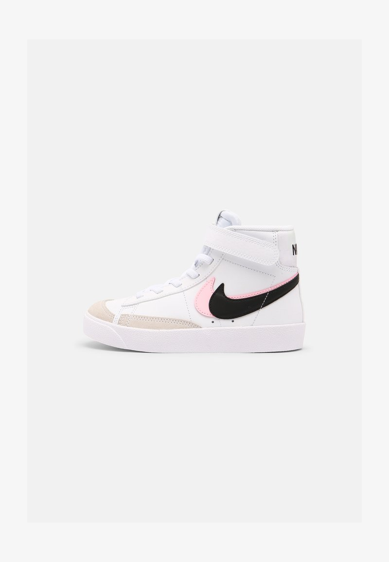 Nike Sportswear - BLAZER MID 77 - High-top trainers - white/black/arctic punch