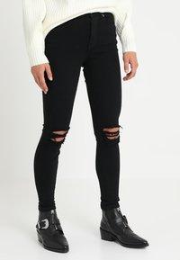 Dr.Denim Petite - LEXY - Jeans Skinny Fit - black - 0