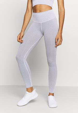 THE SEAMLESS LEGGING - Punčochy - white
