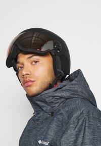Alpina - ARBER VISOR UNISEX - Helmet - black matt - 1