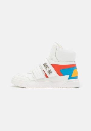 NEW BBALL - Sneakersy wysokie - offwhite