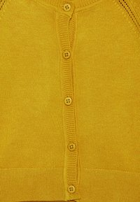 Name it - NMFVIONI - Strikjakke /Cardigans - spicy mustard - 2